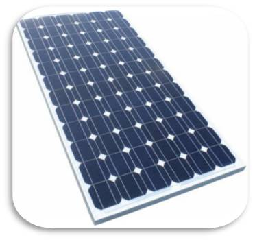 Солнечная Батарея вид