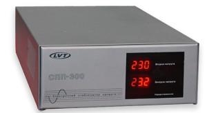 Электронный стабилизатор напряжения СПП-300