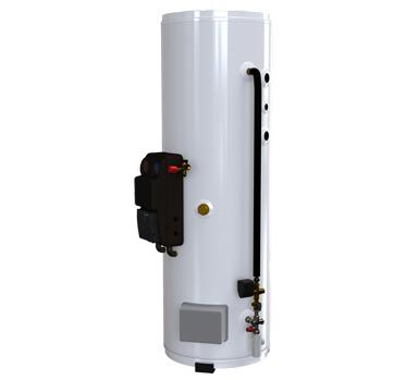 ARISTON KAIROS EXTRA Бак-аккумулятор для ГВС с одним или двумя теплообменниками увеличенного объема