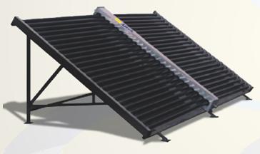 Вакуумный солнечный коллектор AC- VG -50