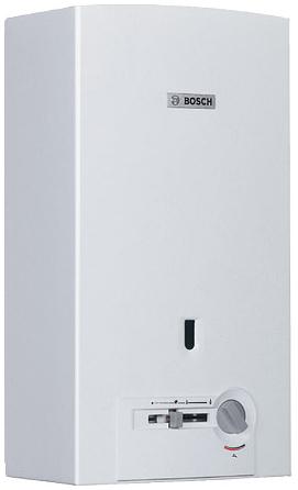 Газовый проточный водонагреватель BOSCH Therm 4000 O
