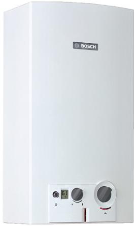 Газовый проточный водонагреватель BOSCH Therm 6000 O