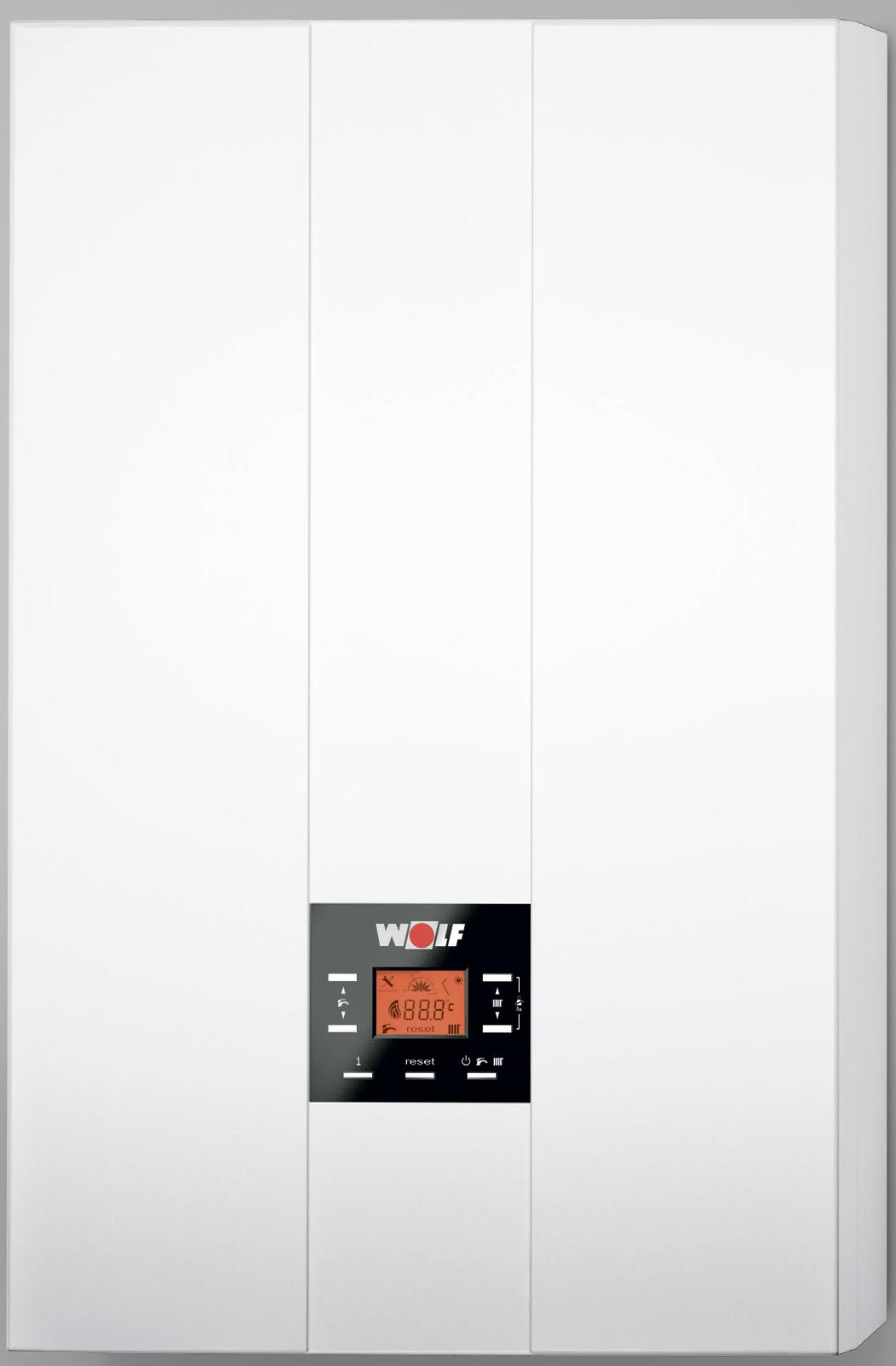 Настенный газовые конденсационные котел WOLFF ,FGB 28.