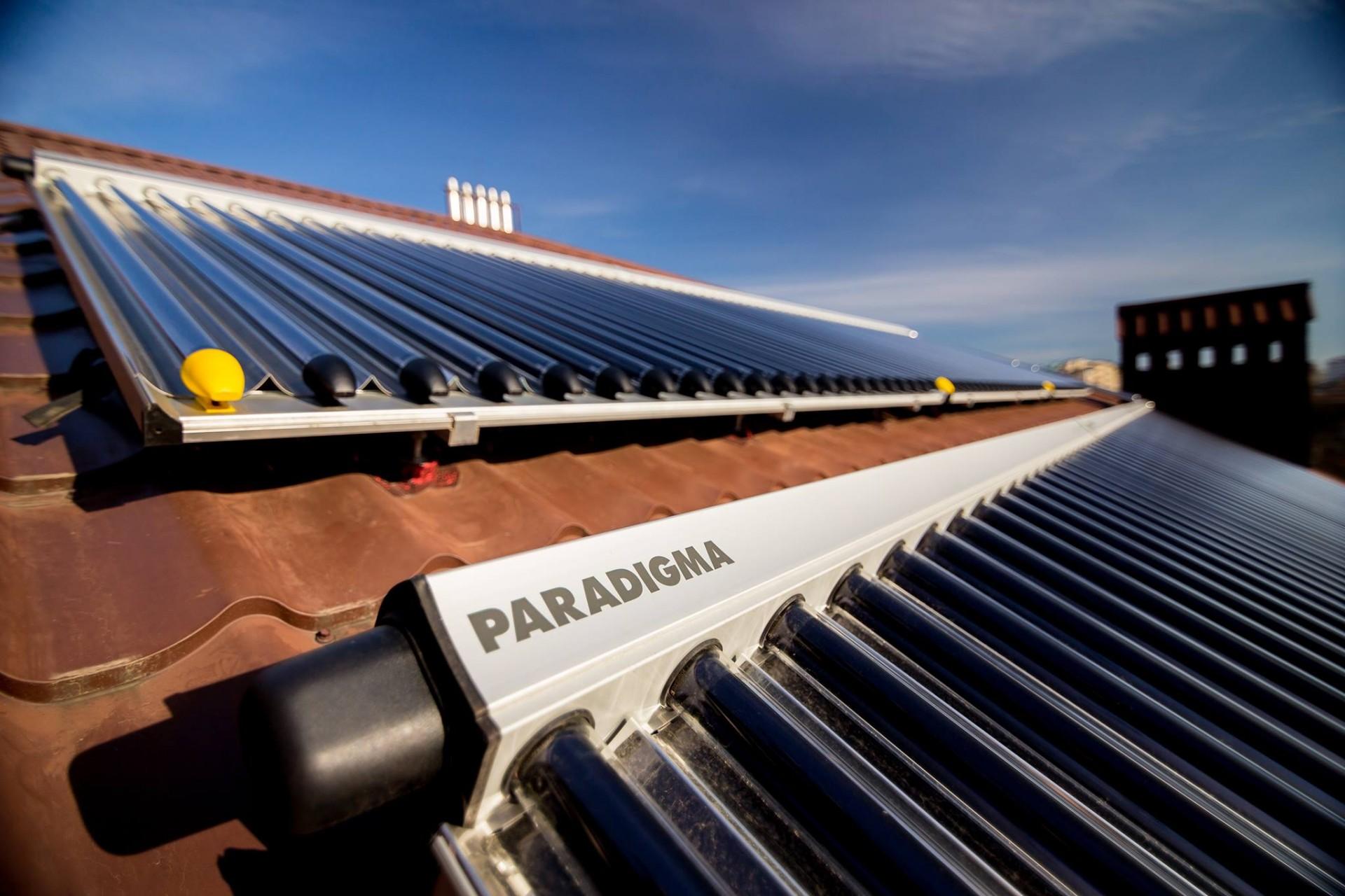 Солнечный коллектор PARADIGMA