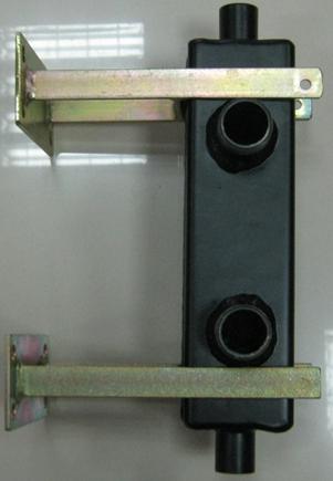 Гидроуравниватель , гидравлический разделитель, гидрострелка, OLE-PRO,серия BASE,OГС-2-HP-B, с креплением.