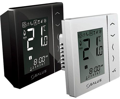 Термостаты SALUS VS10RF , VS20RF.