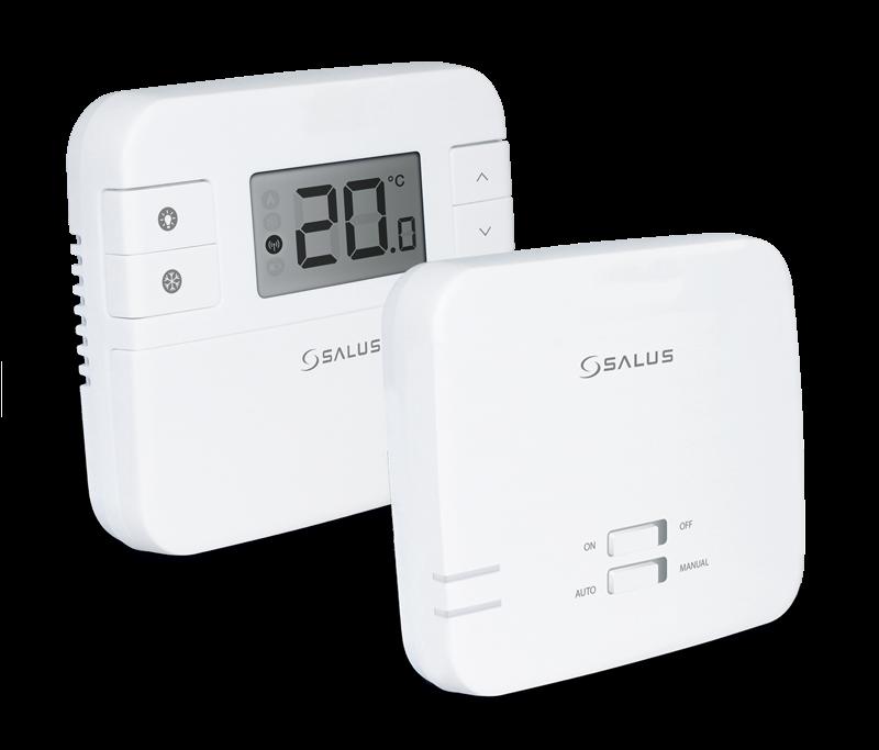 Беспроводной термостат Salus RT310RF (RT310TX + RXRT510). RT310RF-1