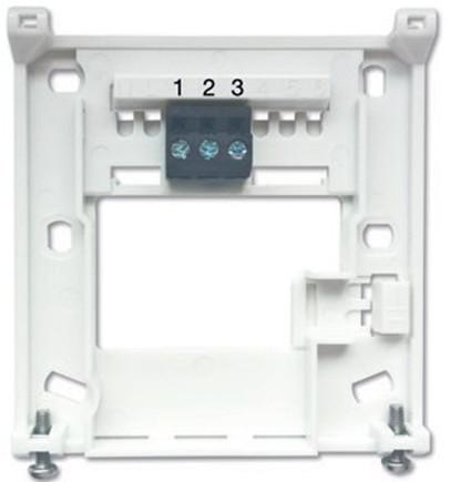 Задняя панель Термостата Salus RT310