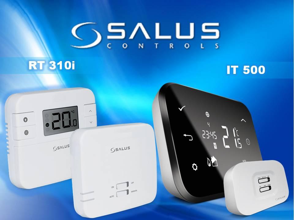 RT310i и IT 500 SALUS