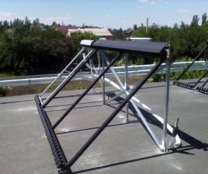 Солнечные коллекторы SUNRAIN-2