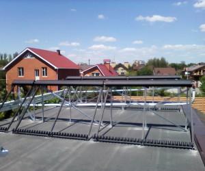 Солнечные коллекторы SUNRAIN-4