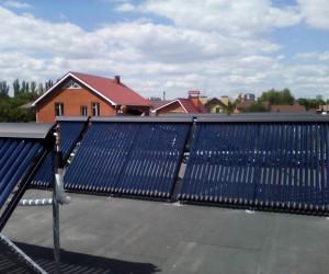 Солнечные коллекторы SUNRAIN-5
