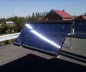 Солнечные коллекторы SUNRAIN-6