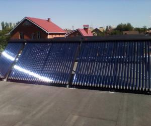 Солнечные коллекторы SUNRAIN-7