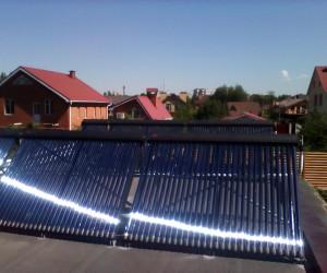 Солнечные коллекторы SUNRAIN-8