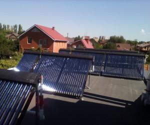 Солнечные коллекторы SUNRAIN-9
