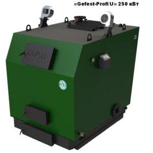 «Gefest-Profi U» Котлы верхнего горения с подачей вторичного воздуха.250 кВт.