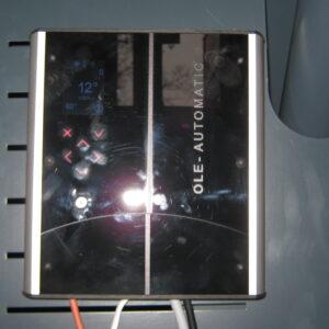 Контроллер пеллетной горелки ,OXI,модель 2017 года,вид1