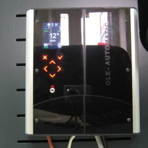 Контроллер пеллетной горелки ,OXI,модель 2017 года,вид2