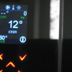 Контроллер пеллетной горелки ,OXI,модель 2017 года,вид3