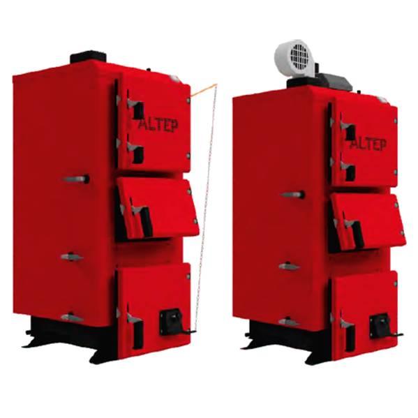 Котлы ALTEP DUO-DUO PLUS (КТ-2Е) на твердом топливе длительного горения