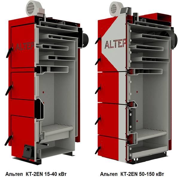 Котлы ALTEP Duo UNI ,АЛЬТЕП Duo UNI PLUS (КТ-2ЕN) на твердом топливе длительного горения