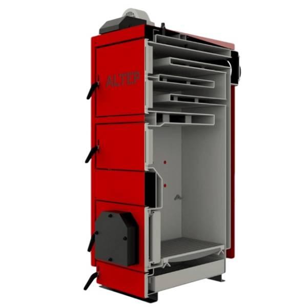 Котлы ALTEP KT-2EU 15-150 кВт на твердом топливе длительного горения