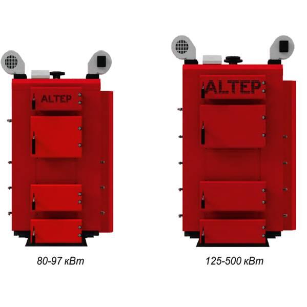 Котлы ALTEP TRIO (КТ-3Е) на твердом топливе длительного горения