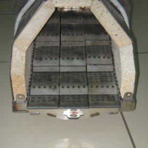 Пеллетная горелка,OXI 100 кВт,вид 1