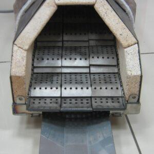 Пеллетная горелка,OXI 100 кВт,вид 2