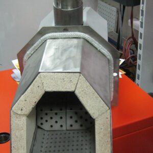 Пеллетная горелка,OXI 20 кВт,внешний вид 1