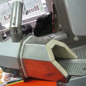 Пеллетная горелка,OXI 20 кВт,внешний вид 2