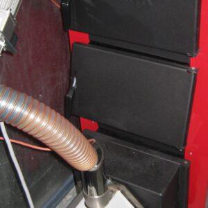 Пеллетная горелка,OXI 30 кВт,в котле Маяк КТР ECO MANUAL ,вид 3