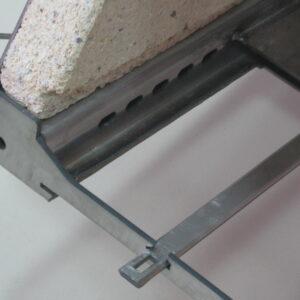 Пеллетная горелка,OXI 50 кВт,вид 11
