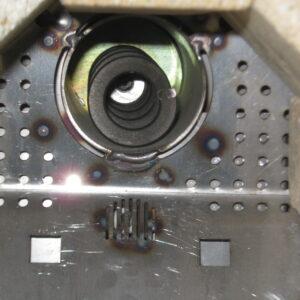 Пеллетная горелка,OXI 50 кВт,вид 9