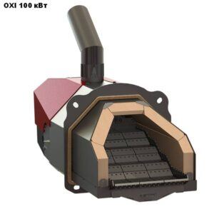 Пеллетная горелка,OXI,Ceramik,мощностью 100 кВт.