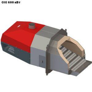 Пеллетная горелка,OXI,Ceramik,мощностью 600 кВт.