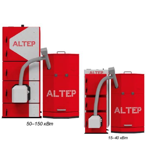 Пеллетные котлы ALTEP Duo UNI Pellet (KT-2EPG)