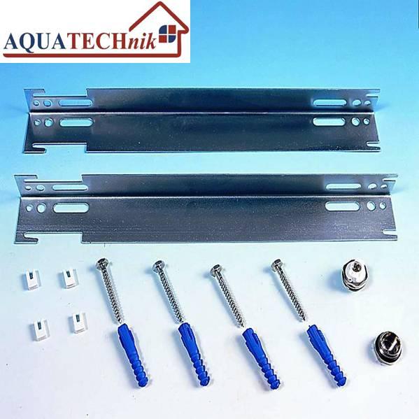 Стальные панельные радиаторы AQUATECHnik комплект поставки