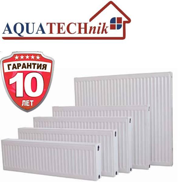 Стальные панельные радиаторы AQUATECHnik