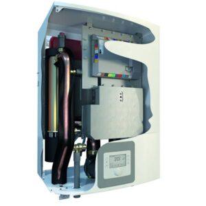 Тепловой насос воздух-вода Bosch Compress 3000 устройство