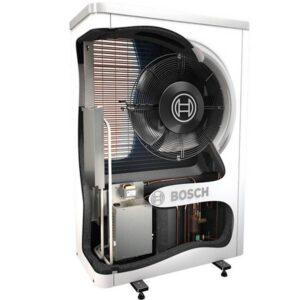 Тепловой насос ,BOSCH Compress 6000 , внешний блок.