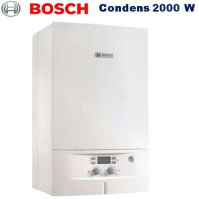 Газовый котел, BOSCH, Condens 2000 W.