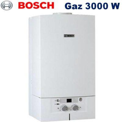 Газовый котел, BOSCH, Gaz 3000 W.