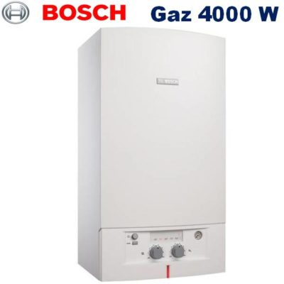 Газовый котел, BOSCH, Gaz 4000 W.