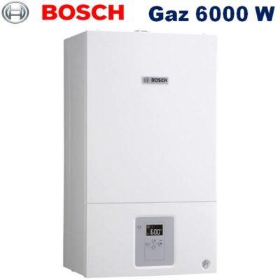 Газовый котел, BOSCH, Gaz 6000 W.