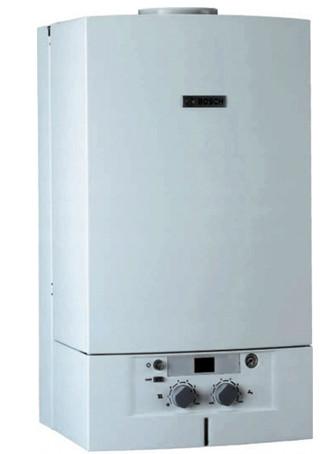 Газовый котел, Bosch Gaz 3000 W. Внешний вид.