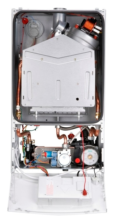 Газовый котел Gaz 6000 W, устроийство