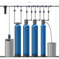 Системы водоочистки и водоподготовки,для промышленности