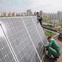 Солнечные батарей , электростанции,для производства